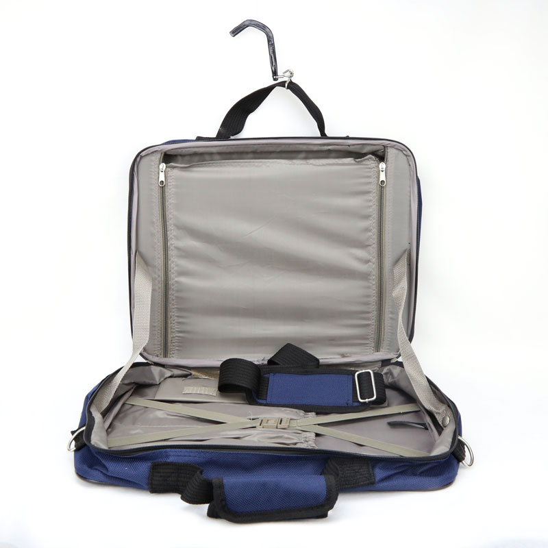 Blue Carry-all Temple Bag - LDS-466050302