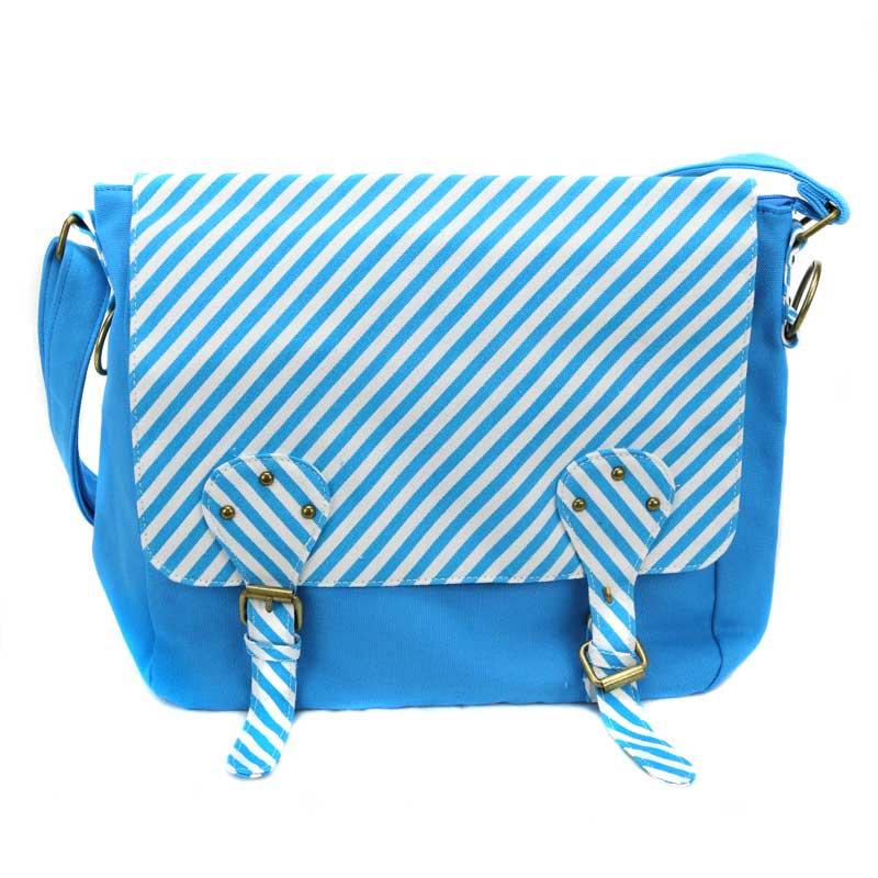 Blue Stripe Tote - CF-P67302