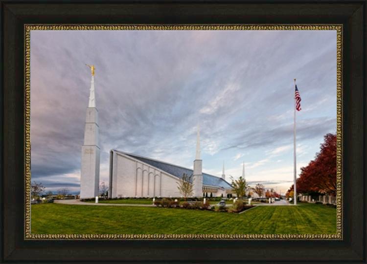 Boise Temple - Flag - LDP-BB0005