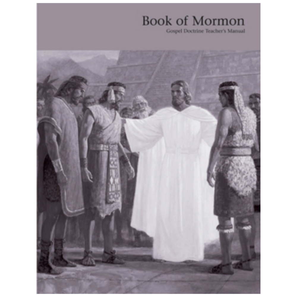 Lds church announces new manuals for primary, sunday school.