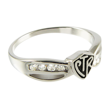 Deseret Book offers a wide selection of CTR rings for adults and children. In a variety of styles and languages. You can find French CTR rings, German CTR rings and so much more.