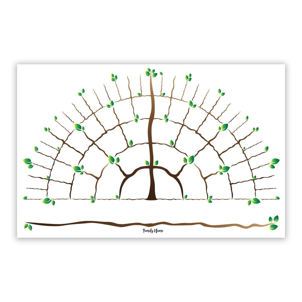 branches genealogy chart in genealogy charts ldsbookstorecom ldp gc70264