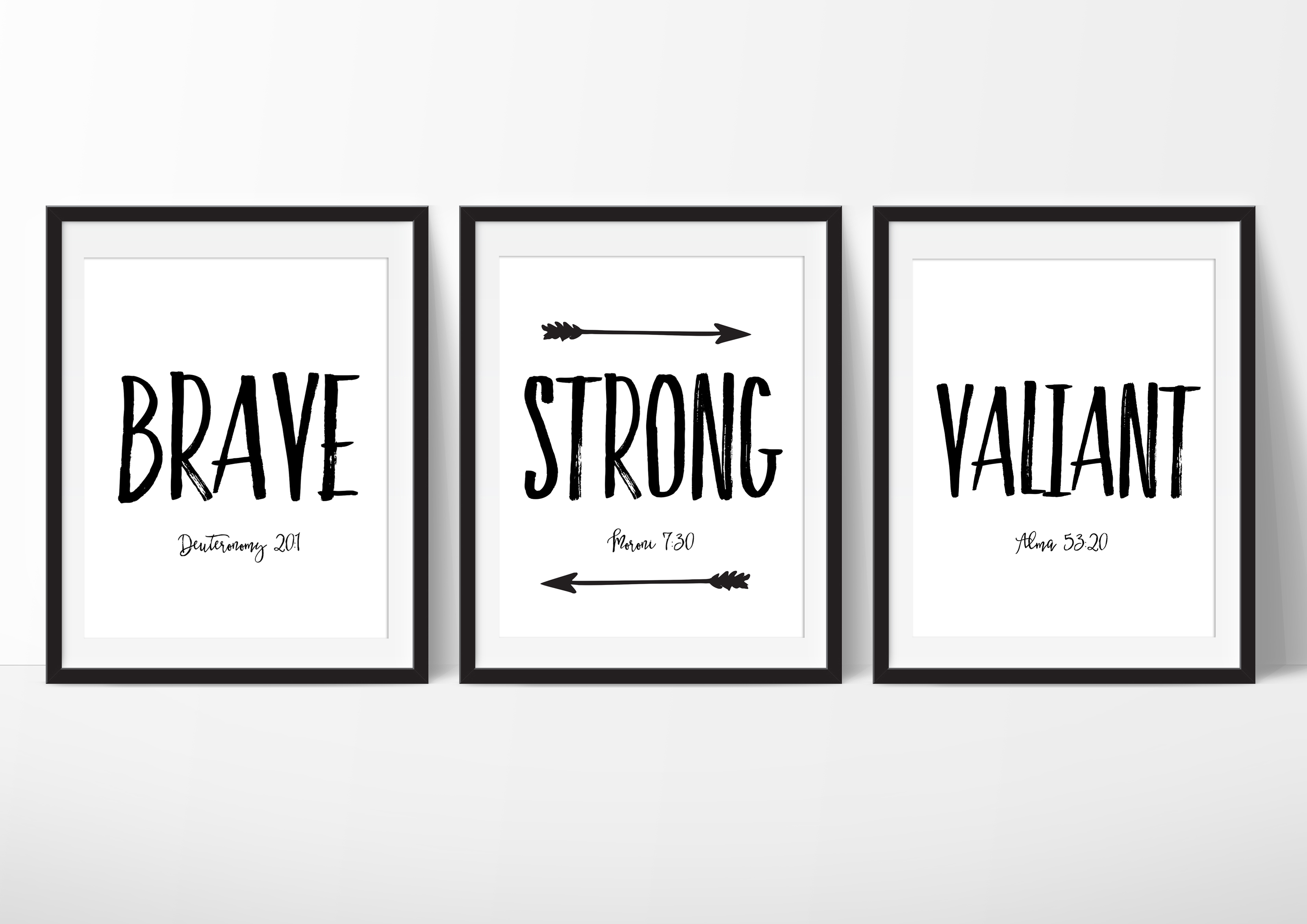 picture relating to Braves Printable Schedule identified as Courageous Sturdy Valiant - Printable