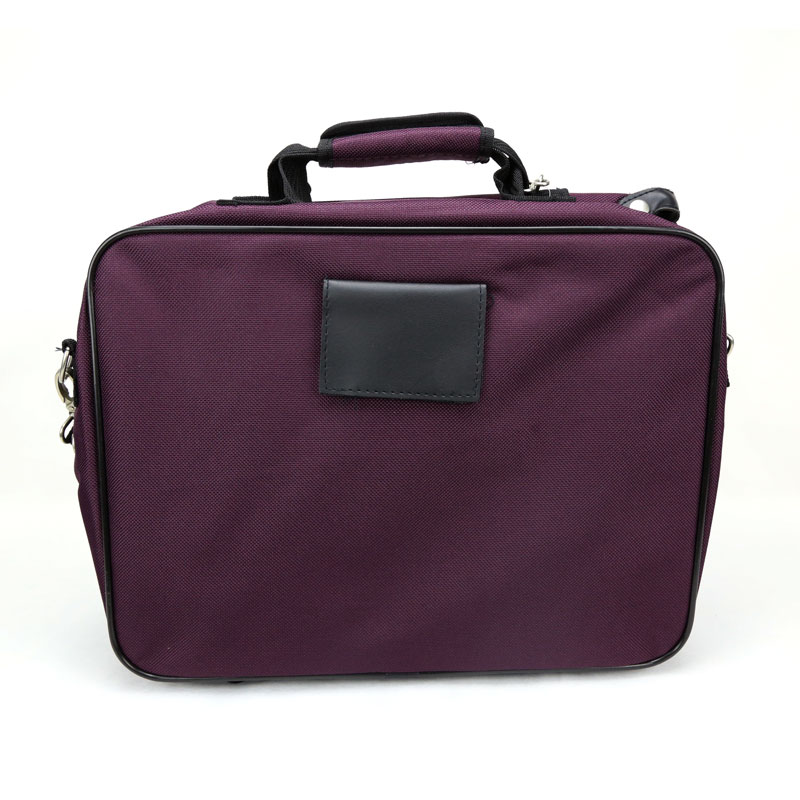 Burgundy Carry-all Temple Bag - LDS-466050303