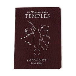 The Western States Temples Passport