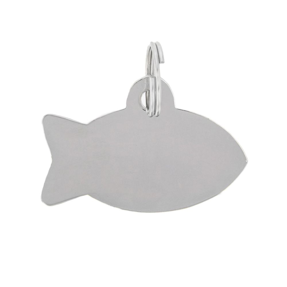 Personalized CTR Pet ID Tag - Fish - LDP-PTG152005260