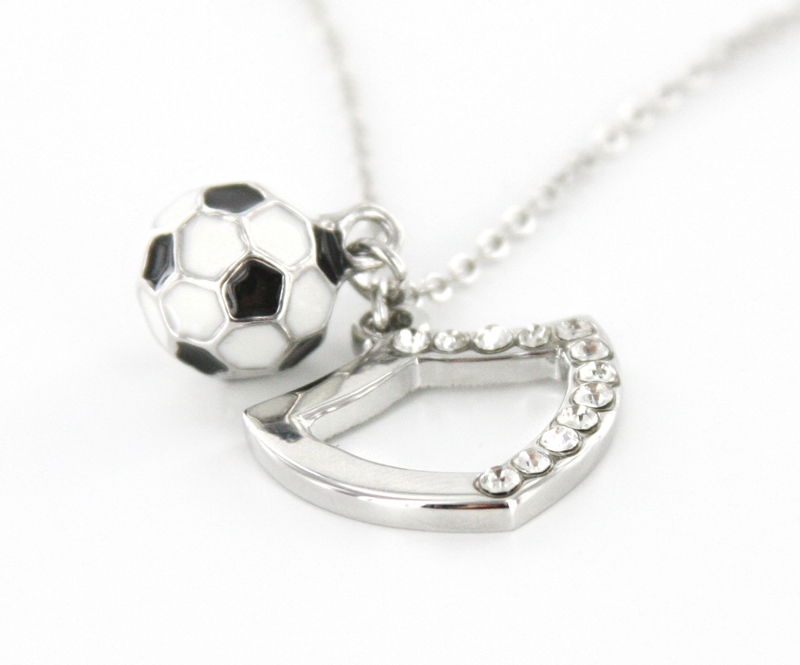 ctr soccer necklace in necklaces ldsbookstore cf
