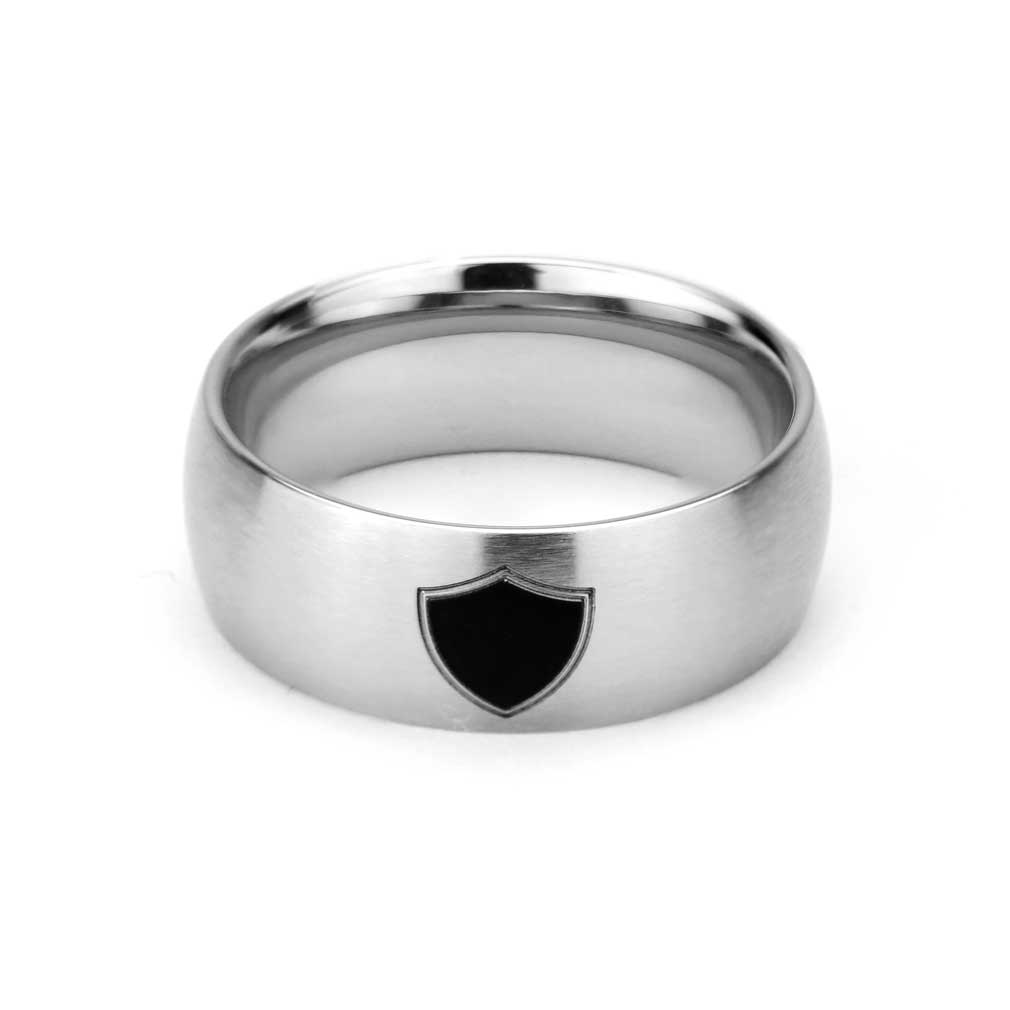 Hylian Choose the Right Ring - Wide - LDP-RNGB15151