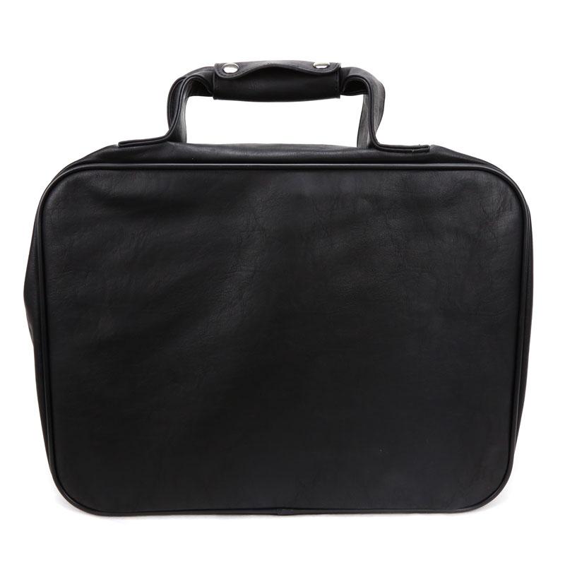 Classic Black Temple Bag - LDP-DBRTP01BLK