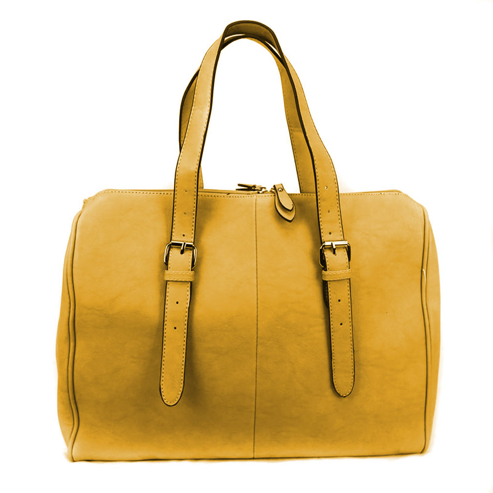 a454ec3709f3 Classic Mustard Temple Bag - LDP-DBRTP02MUS ...