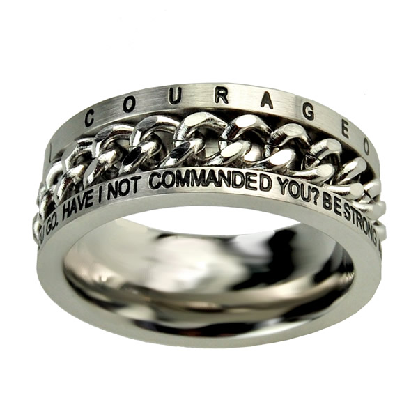 Courageous Chain Ring - ST-CHAIN COUR