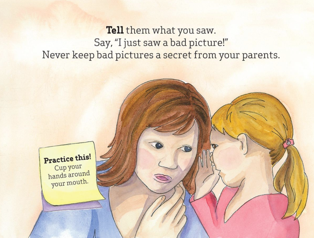 Good Pictures Bad Pictures Jr. A Simple Plan to Protect Young Minds - DBD-5183445