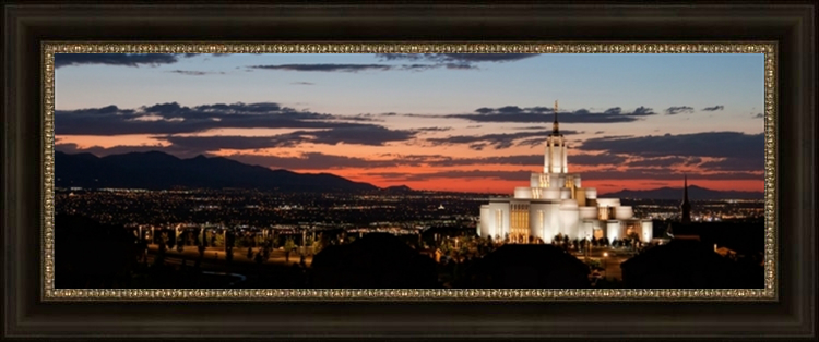 Draper Temple - Panoramic - LDP-RBDRAPPAN