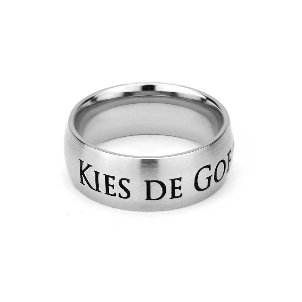 Dutch Choose the Right Ring - Wide - LDP-RNGB15116