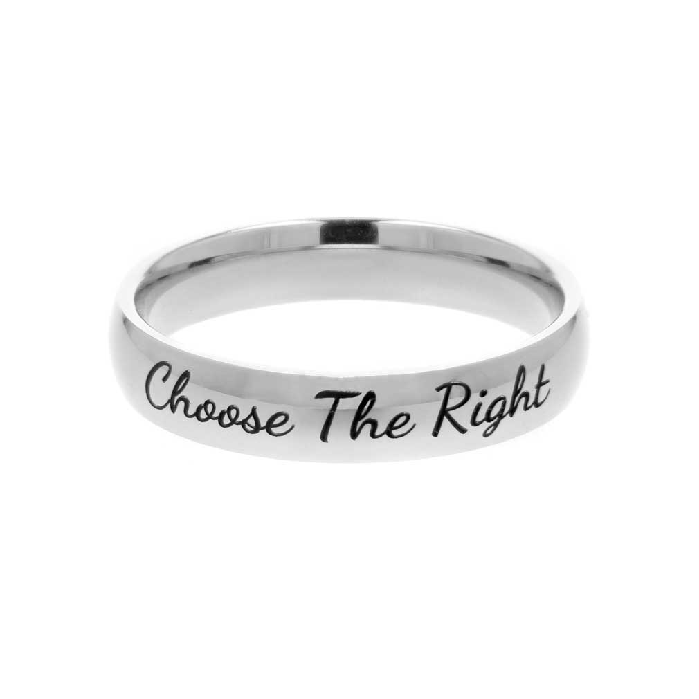 English Choose the Right Ring - Narrow - LDP-RNGC15119