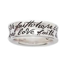 Faith Hope Love Ring - BSD-511-824-5656