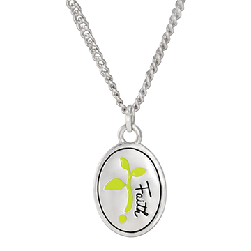 Faith in god necklace in necklaces ldsbookstore rm jnc033 faith in god necklace aloadofball Image collections