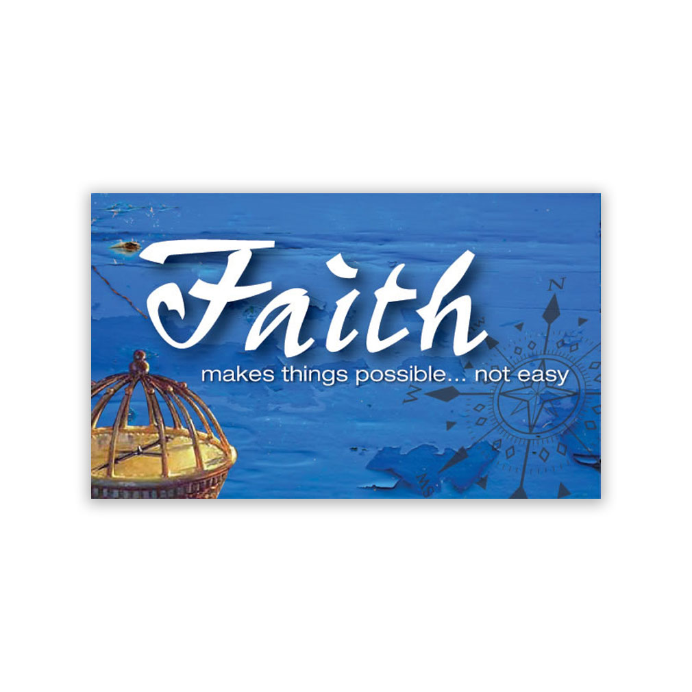 Faith Youth Temple Recommend Holder - CH-YRH101
