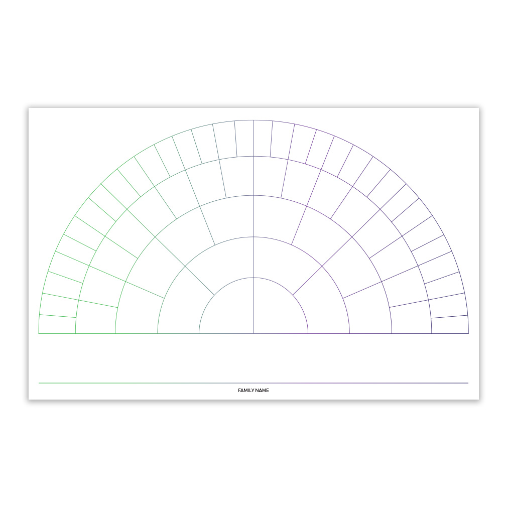 fan genealogy chart in genealogy charts ldsbookstorecom ldp gc70268
