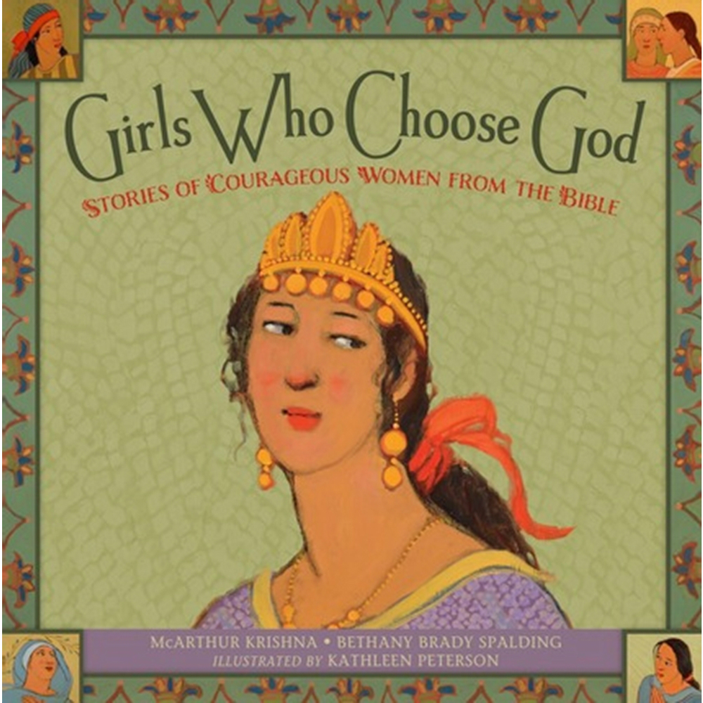 Girls Who Choose God - DBD-5120275
