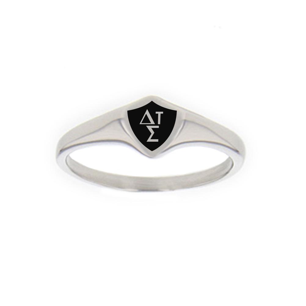 Greek CTR Ring - Mini