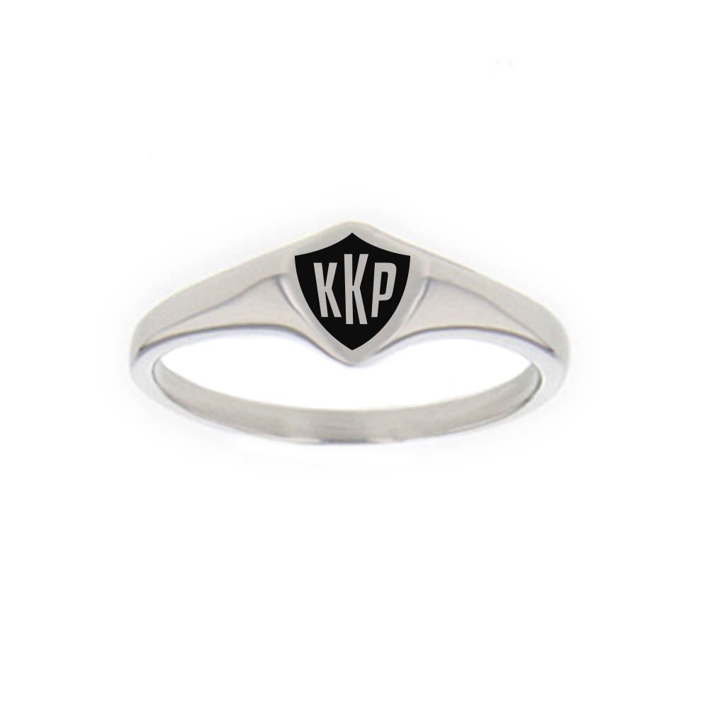 Hawaiian CTR Ring - Mini greek ctr ring, greek ring, greek, greece