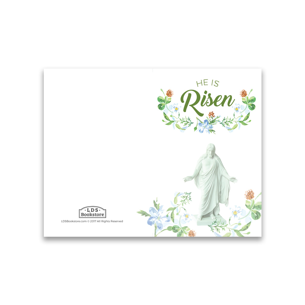 Lds Easter Program Cover Printable In Free Lds Printables