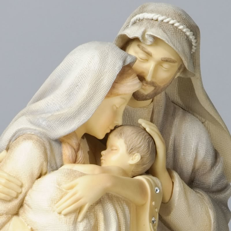 Holy Family Figurine - ENC-4034768