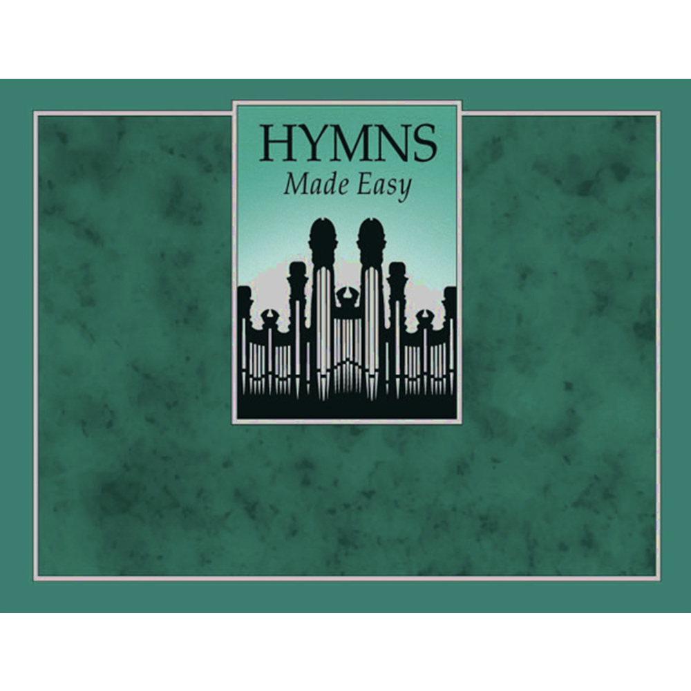 Hymns Made Easy In Songbooks Ldsbookstore Lds 31249000