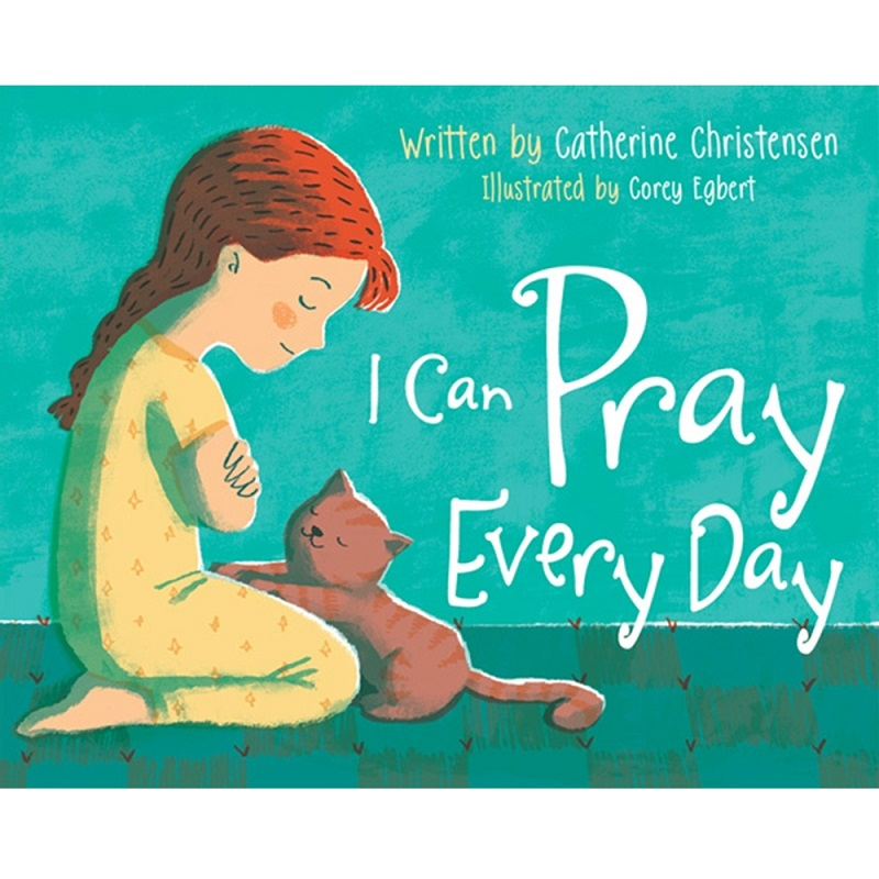 I Can Pray Everyday - CF-9781462116461