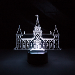 Provo City Center Temple Illuminated Desk Light