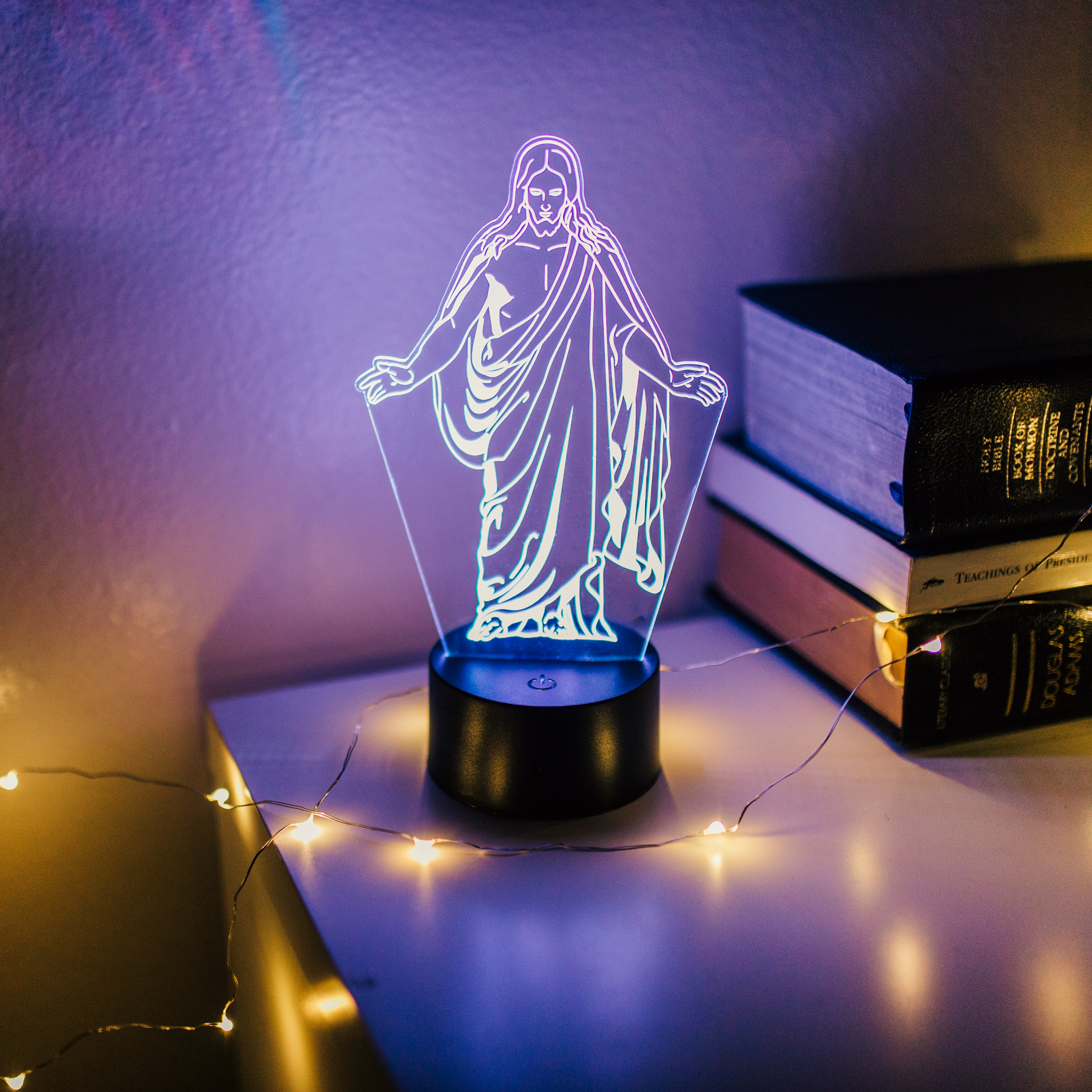 Christus Illuminated Desk Light - LDP-IDL-CHRIST