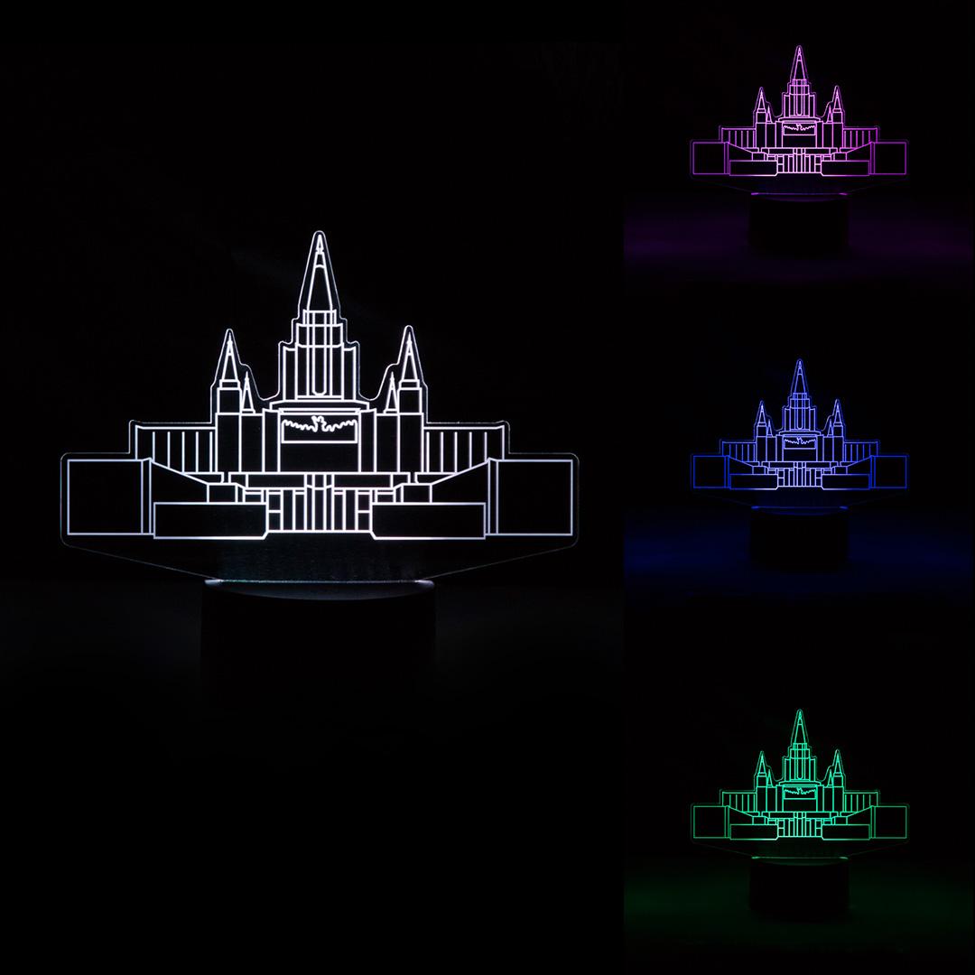 Oakland Temple LED Night Light - LDP-IDL-OAKLAND