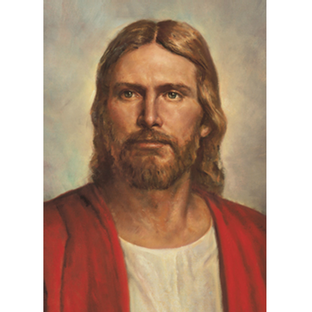 jesus the christ print in jesus christ ldsbookstore com lds