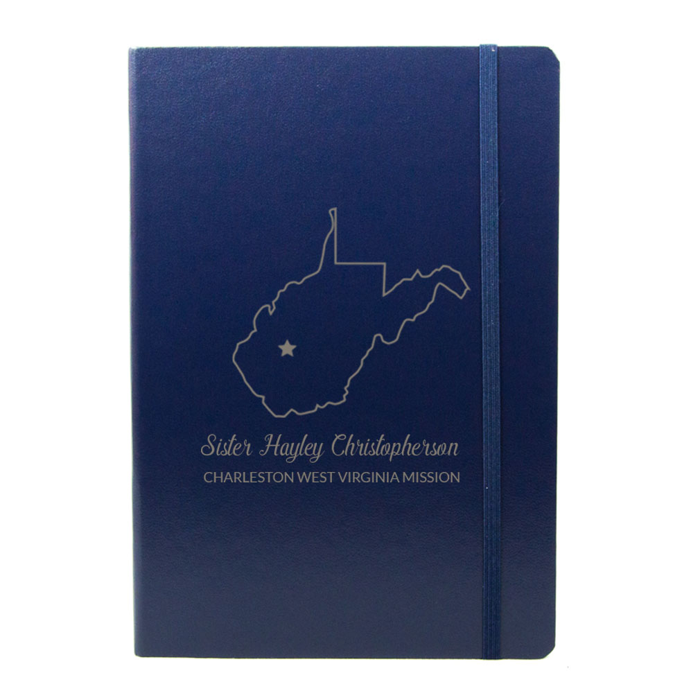 Personalized Mission Journal - LDP-JRN-MISSION