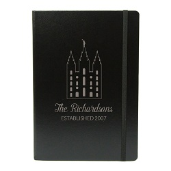 Personalized Temple Journal Personalized Temple Journal, lds temple journal,