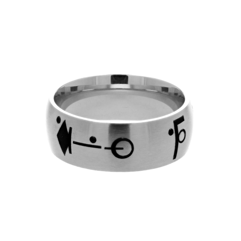 Kryptonian Choose the Right Ring - Wide - LDP-RNGB15221