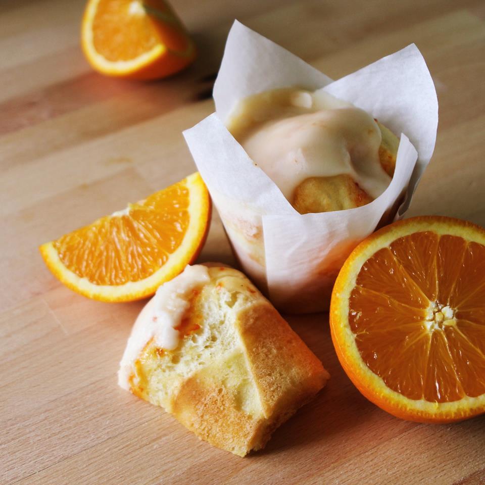 Orange Sweet Roll - PBK-BG132