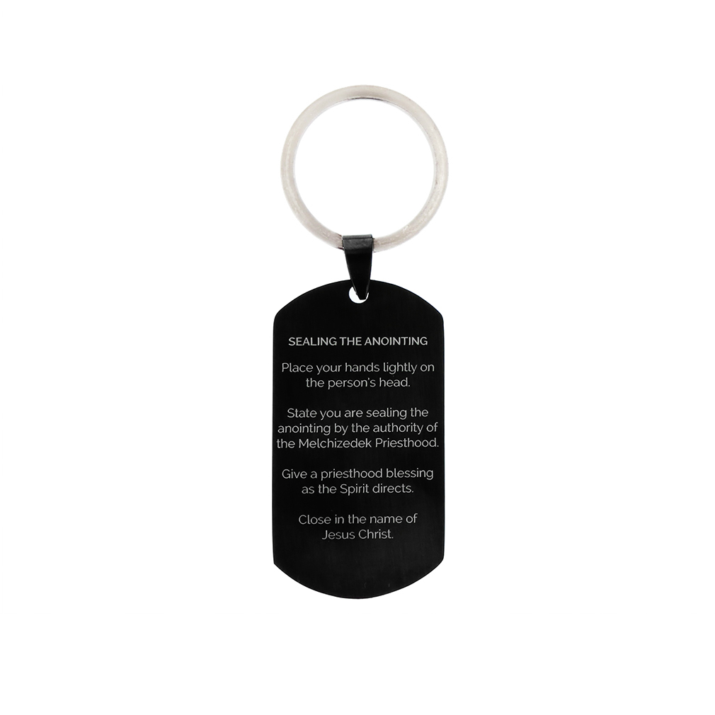 Ordinance Guide Keychain/Necklace - LDP-DTG132