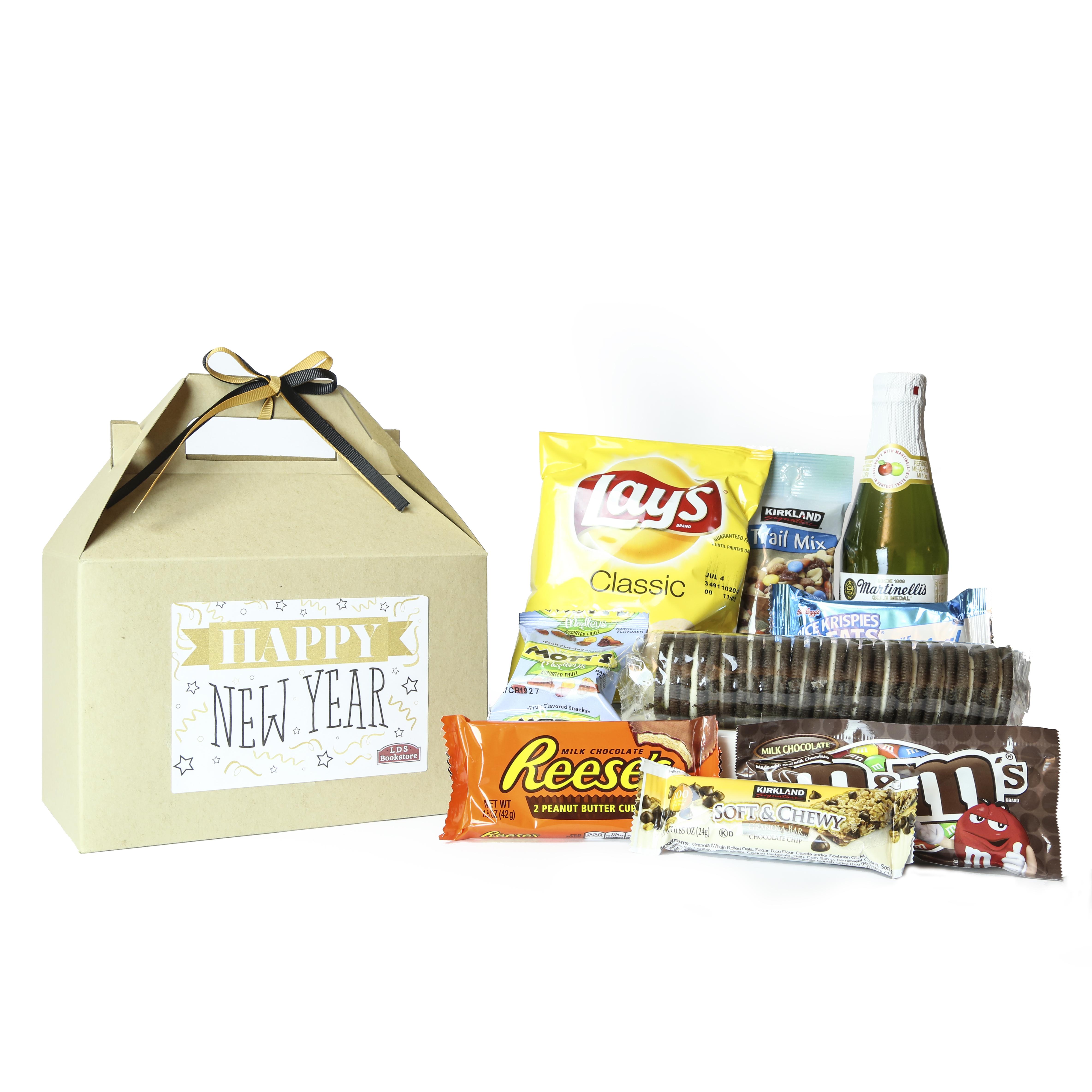 New Year's Eve/Day Gift Box - LDP-MGB147
