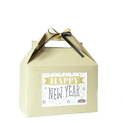New Years Eve/Day Gift Box provo mtc delivery, lds missionary gifts, lds missionary new years eve