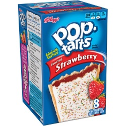 Strawberry Poptarts - 8/ Box