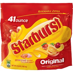 Starburst - 50 oz. Bag