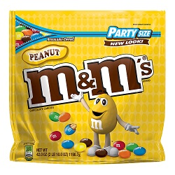 Peanut M&Ms - 38 oz. Bag