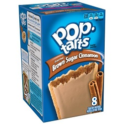 Brown Sugar Cinnamon Pop Tarts - 8/ Box