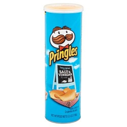 Salt & Vinegar Pringles - 5.5 oz