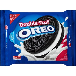 Double Stuff Oreos - 15 oz.