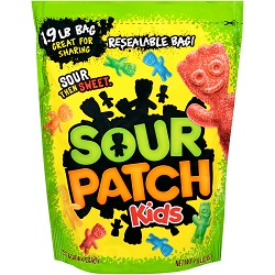 Sour Patch Kids - 1.9 lb Bag
