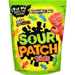 Sour Patch Kids - 1.9 lb Bag