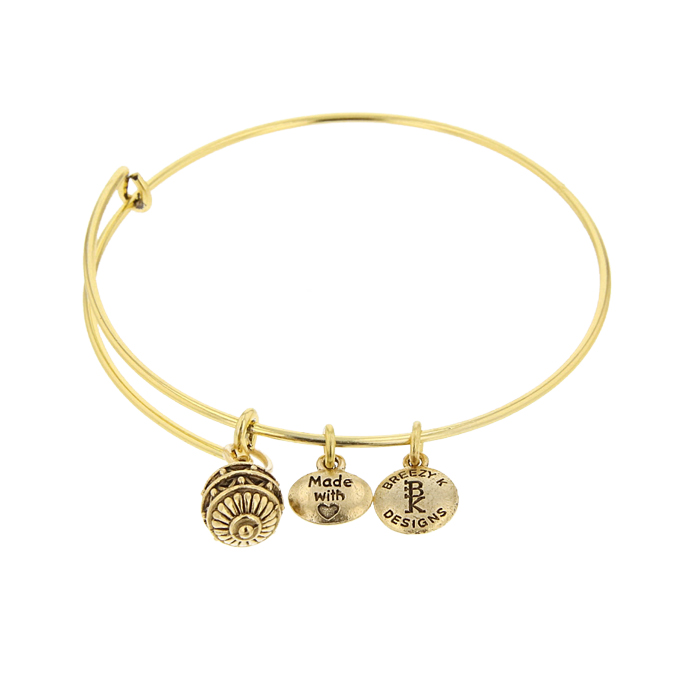 Liahona Bangle Bracelet - CLG-ACC-1027